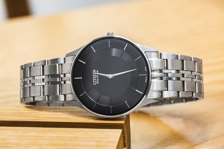 Đồng hồ nam Citizen AR3010-65E bộ máy năng lượng ánh sáng - Ảnh 3