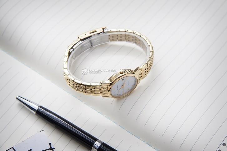 Đồng hồ nữ Citizen EW1582-54A bộ máy năng lượng ánh sáng - Ảnh 3