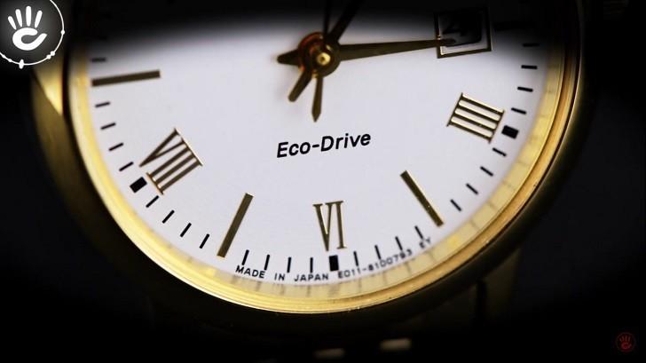 Đồng hồ nữ Citizen EW1582-54A bộ máy năng lượng ánh sáng - Ảnh 4