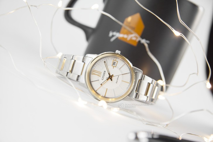 Đồng hồ Citizen FE6014-59A năng lượng ánh sáng độc quyền - Ảnh 1