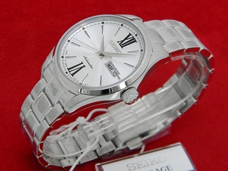 Đồng hồ Seiko SRP323J1 automatic, trữ cót lên đến 40 giờ - Ảnh 1