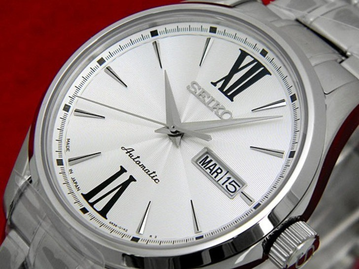 Đồng hồ Seiko SRP323J1 automatic, trữ cót lên đến 40 giờ - Ảnh 2