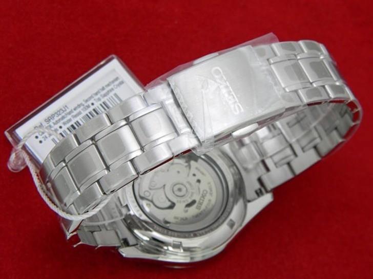 Đồng hồ Seiko SRP323J1 automatic, trữ cót lên đến 40 giờ - Ảnh 4