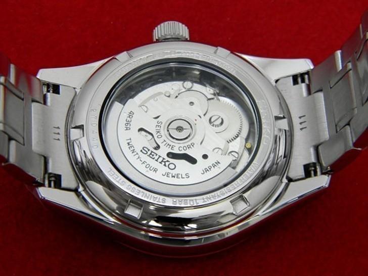 Đồng hồ Seiko SRP323J1 automatic, trữ cót lên đến 40 giờ - Ảnh 5