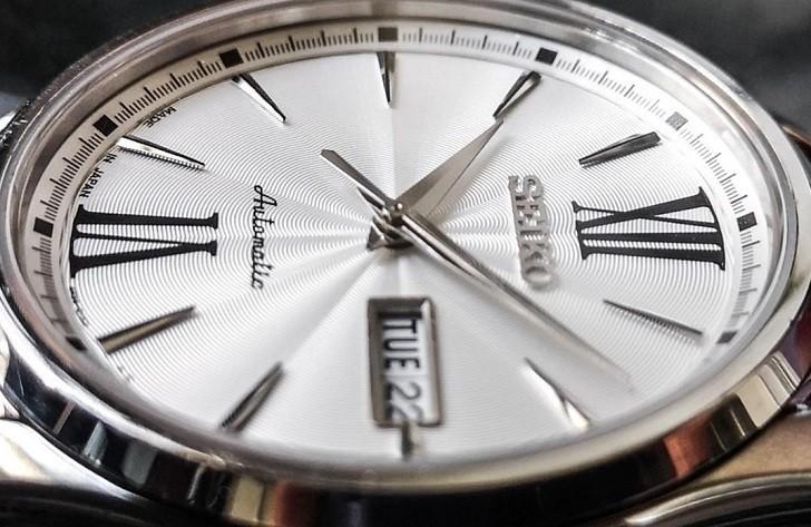 Đồng hồ Seiko SRP323J1 automatic, trữ cót lên đến 40 giờ - Ảnh 6
