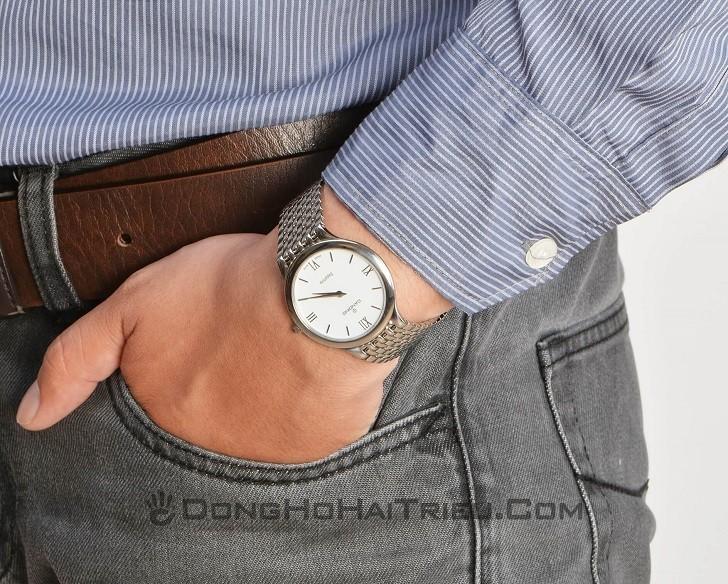 Đồng hồ Candino C4362/2 giá rẻ, thay pin miễn phí trọn đời - Ảnh 4