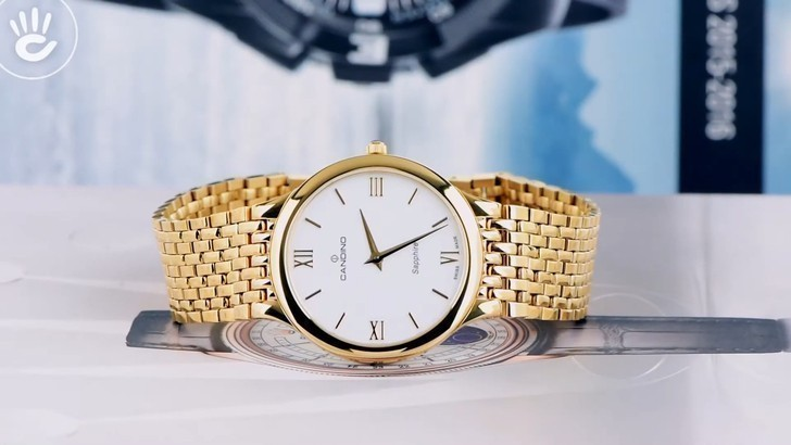Đồng hồ Candino C4363/2 giá rẻ thay pin miễn phí trọn đời - Ảnh 1