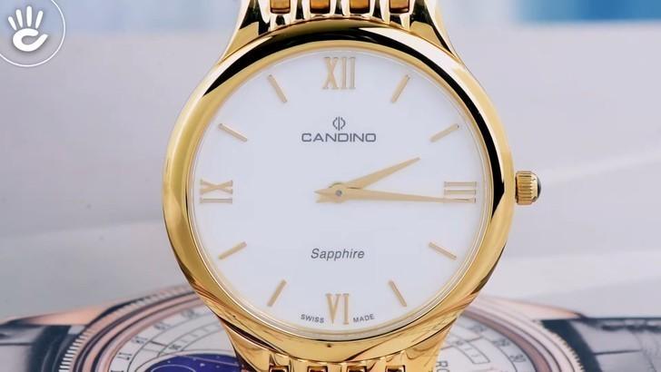 Đồng hồ Candino C4363/2 giá rẻ thay pin miễn phí trọn đời - Ảnh 2