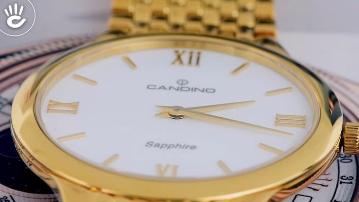 Đồng hồ Candino C4363/2 giá rẻ thay pin miễn phí trọn đời - Ảnh 3