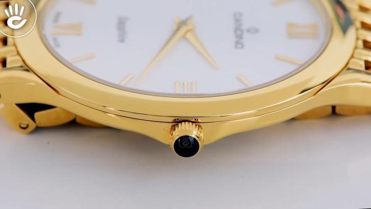 Đồng hồ Candino C4363/2 giá rẻ thay pin miễn phí trọn đời - Ảnh 5