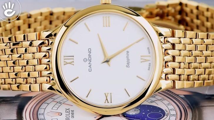Đồng hồ Candino C4363/2 giá rẻ thay pin miễn phí trọn đời - Ảnh 6