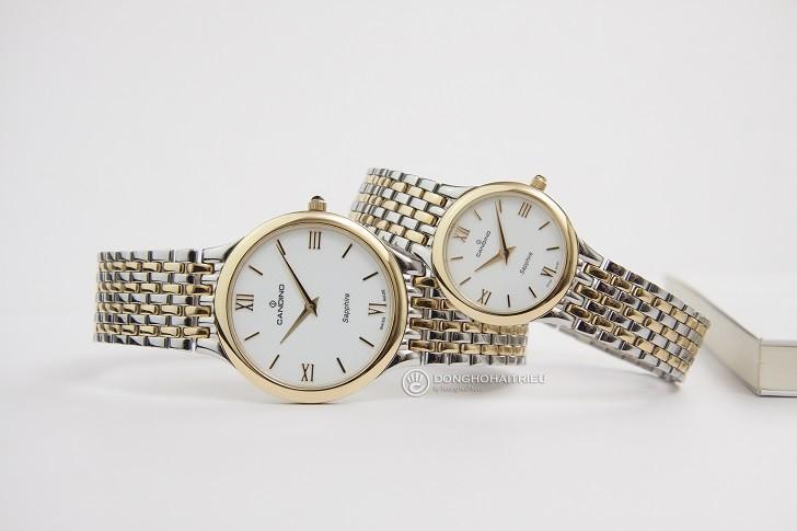 Đồng hồ Swiss Made Candino C4414/1 chỉ 7 triệu đồng - Ảnh 1