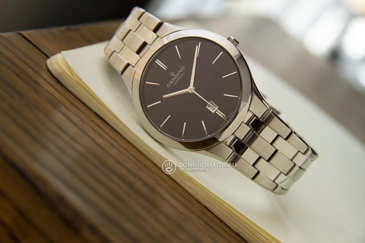 Đồng hồ Candino C4539/4: Nét đẹp trường tồn với thời gian - Ảnh 1