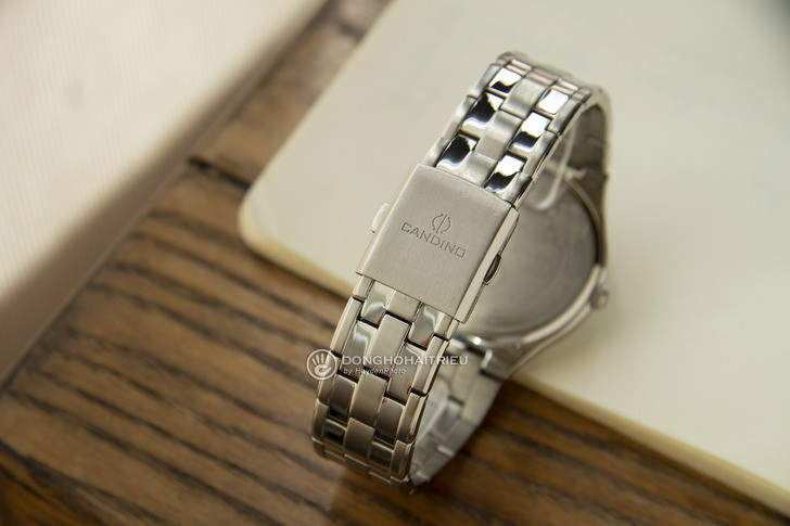 Đồng hồ Candino C4539/4: Nét đẹp trường tồn với thời gian - Ảnh 4