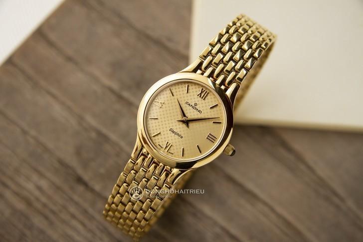 Đồng hồ Candino C4365/3 giá tốt thay pin miễn phí trọn đời - Ảnh 3