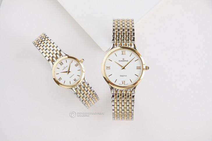 Đồng hồ Candino C4415/1 giá rẻ, thay pin miễn phí trọn đời - Ảnh 1