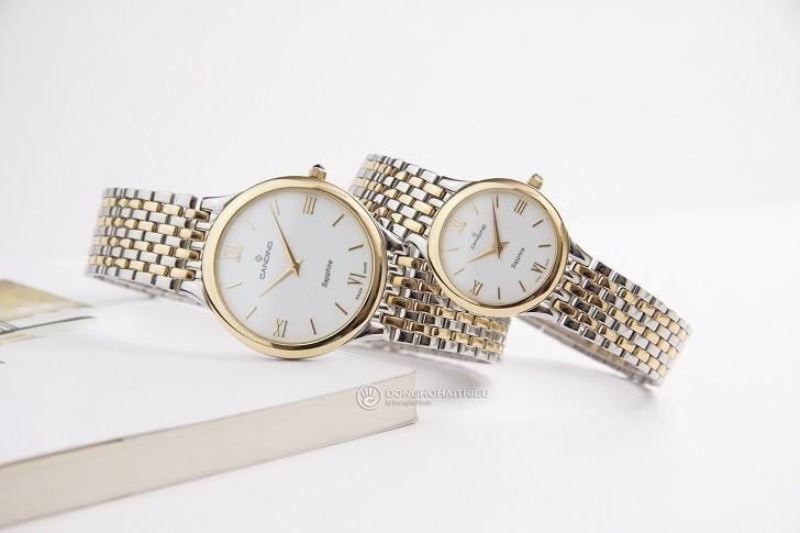 Đồng hồ Candino C4415/1 giá rẻ, thay pin miễn phí trọn đời - Ảnh 2