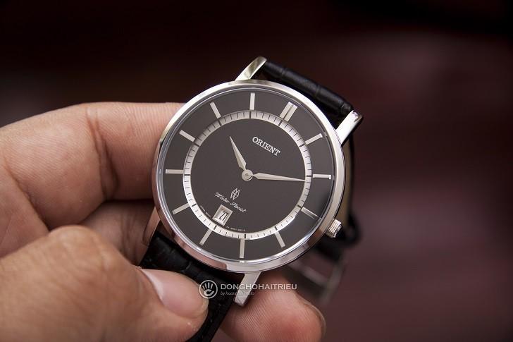 Đồng hồ Orient FGW01004A0 giá rẻ, miễn phí thay pin trọn đời - Ảnh: 1