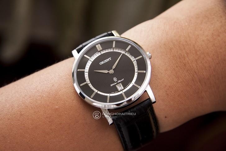 Đồng hồ Orient FGW01004A0 giá rẻ, miễn phí thay pin trọn đời - Ảnh: 2