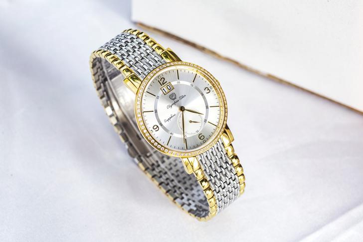Đồng hồ Olym Pianus 58012DMSK-T: Giá tốt cho vẻ đẹp cao cấp - Ảnh 2