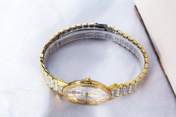 Đồng hồ Olym Pianus 58012DMSK-T: Giá tốt cho vẻ đẹp cao cấp - Ảnh 5