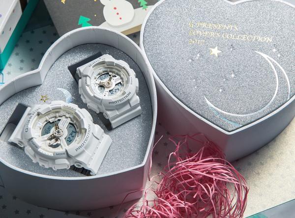 Bộ Sưu Tập Đồng Hồ Casio G-shock Cặp Đôi Nam Nữ Giá Rẻ G-Shock LOV-17A