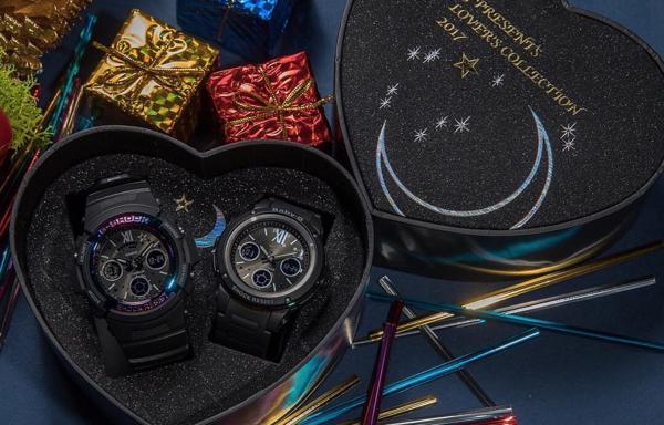 Bộ Sưu Tập Đồng Hồ Casio G-shock Cặp Đôi Nam Nữ Giá Rẻ LOV-17B
