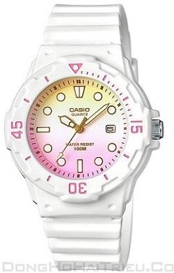 Shop Đồng Hồ Casio Chính Hãng Mặt Vuông Giảm Giá Cho trẻ Em - Casio LRW-200H-4E2VDR