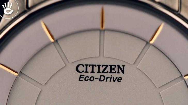 Đồng hồ Eco-Drive Citizen AR3014-56A năng lượng ánh sáng - Ảnh 3