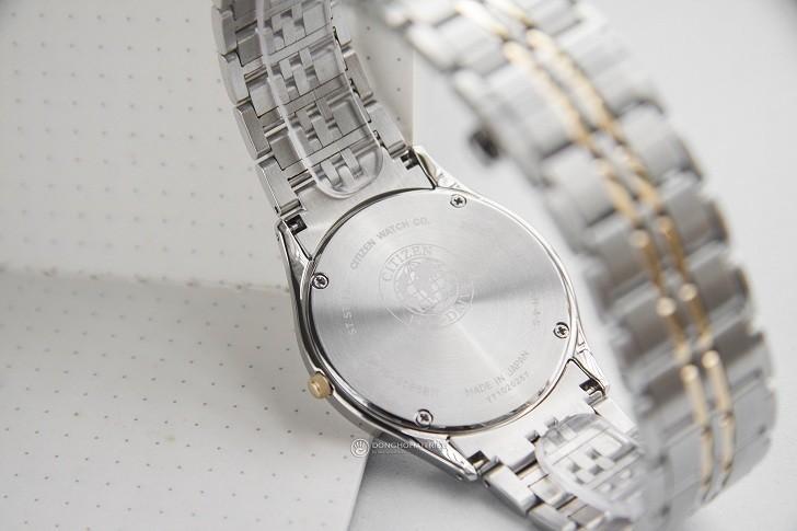 Đồng hồ Eco-Drive Citizen AR3014-56A năng lượng ánh sáng - Ảnh 5