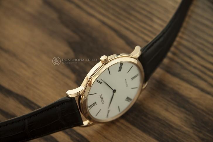 Đồng hồ nam Citizen AR1113-12B bộ máy năng lượng ánh sáng - Ảnh 2