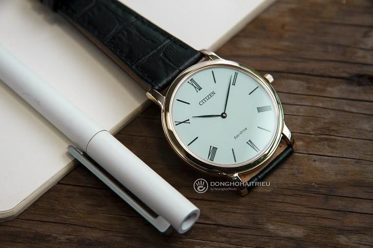Đồng hồ nam Citizen AR1113-12B bộ máy năng lượng ánh sáng - Ảnh 6