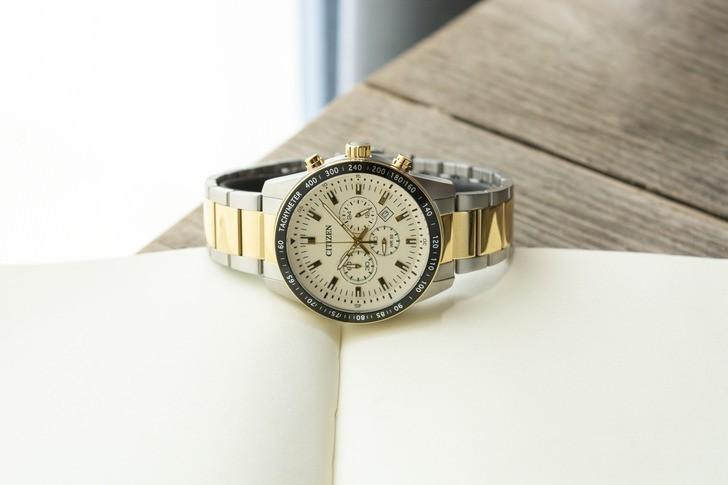 Đồng hồ nam Citizen AN8074-52P giá rẻ, thay pin miễn phí - Ảnh 1