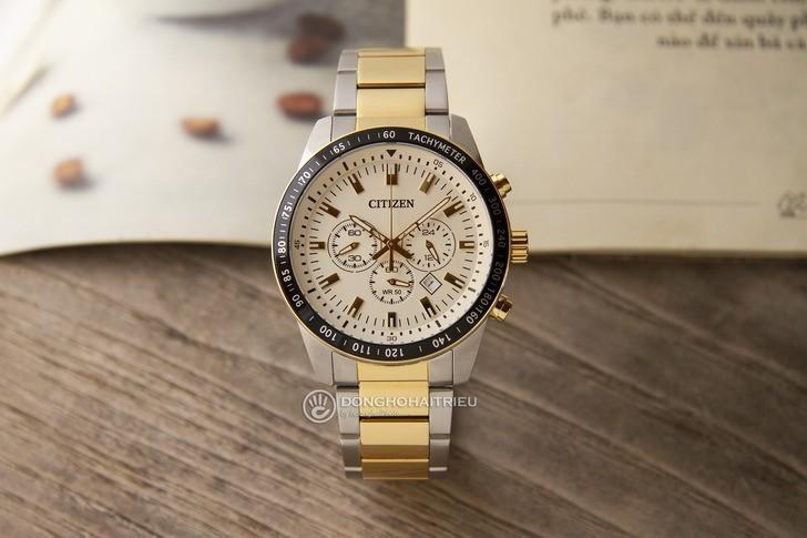Đồng hồ nam Citizen AN8074-52P giá rẻ, thay pin miễn phí - Ảnh 2