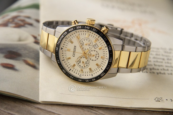 Đồng hồ nam Citizen AN8074-52P giá rẻ, thay pin miễn phí - Ảnh 3