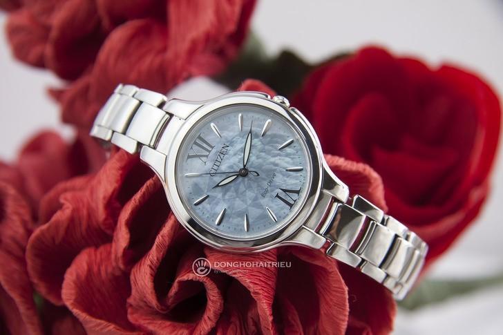 Đồng hồ Citizen EP5991-57D: Đột phá với phần mặt số lạ mắt - Ảnh 3