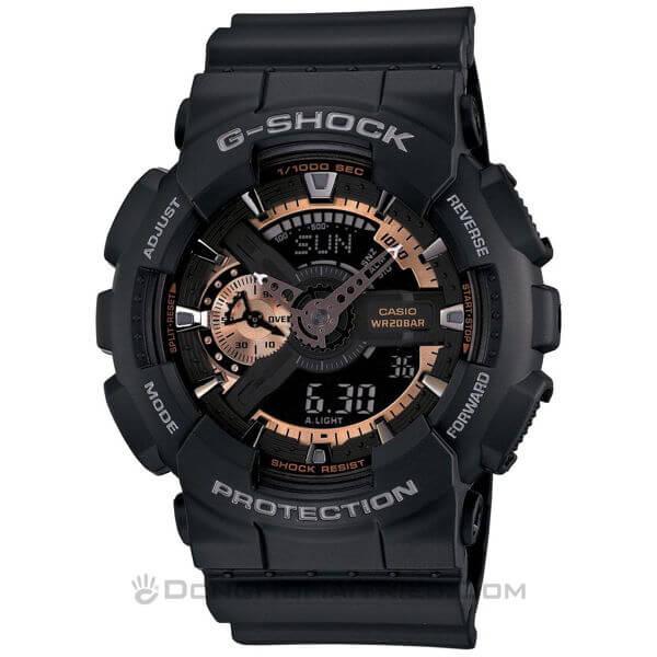 Mua Bán Đồng Hồ Điện Tử Thể Thao Nam, Nữ Đẹp Mẫu Mới - G-Shock GA-110RG-1ADR