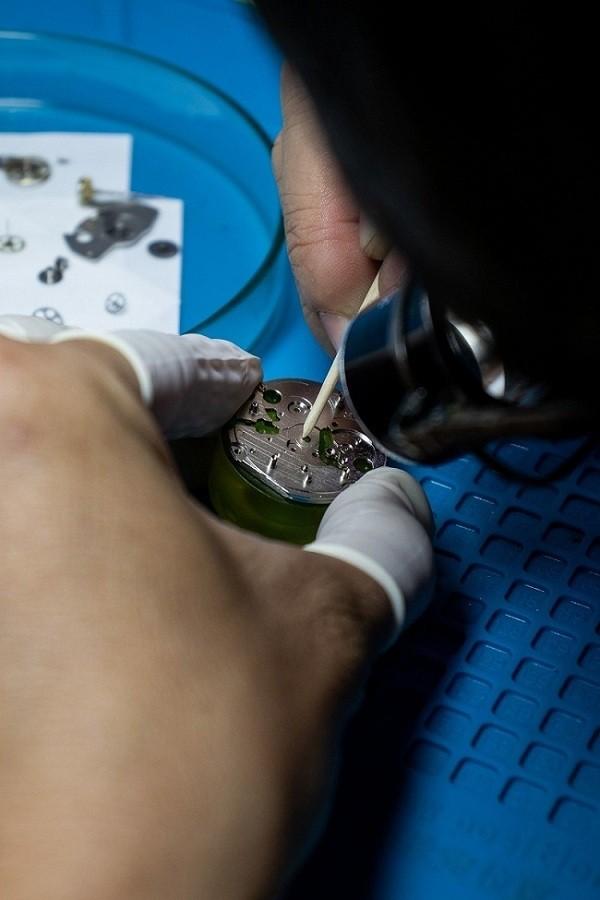 15 địa điểm sửa đồng hồ đeo tay ở TPHCM đạt chuẩn quốc tế - Ảnh: 6