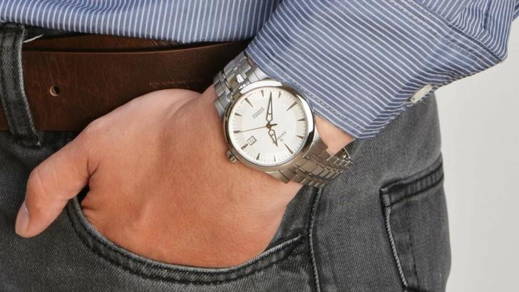 Đồng hồ Candino C4495/3 máy cơ, kính sapphire chống trầy - Ảnh 3