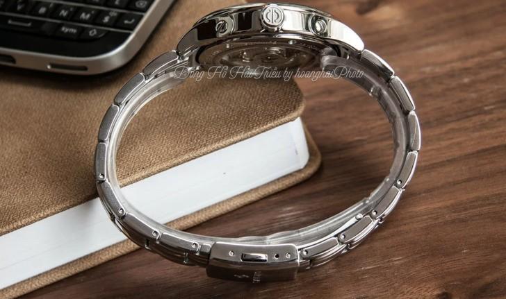 Đồng hồ Candino C4495/3 máy cơ, kính sapphire chống trầy - Ảnh 4