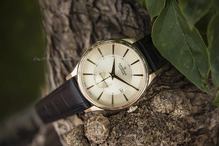 Đồng hồ Candino C4559/2 sang trọng với sắc vàng đẳng cấp - Ảnh 1