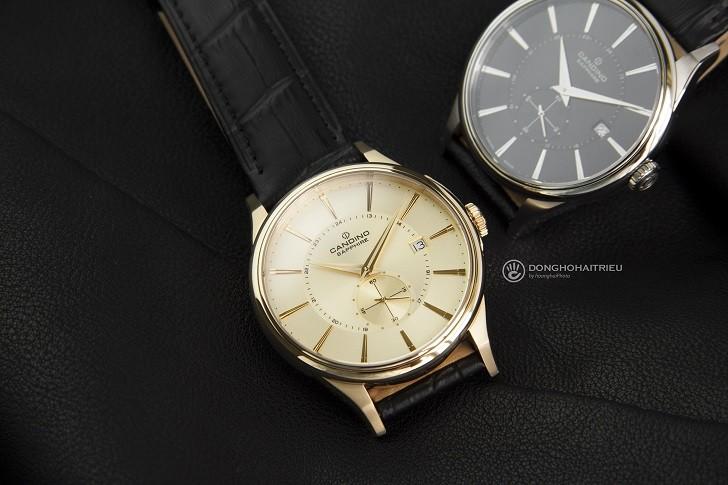 Đồng hồ Candino C4559/2 sang trọng với sắc vàng đẳng cấp - Ảnh 2