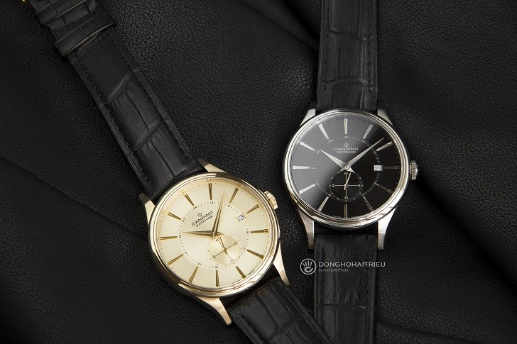 Đồng hồ Candino C4559/2 sang trọng với sắc vàng đẳng cấp - Ảnh 3