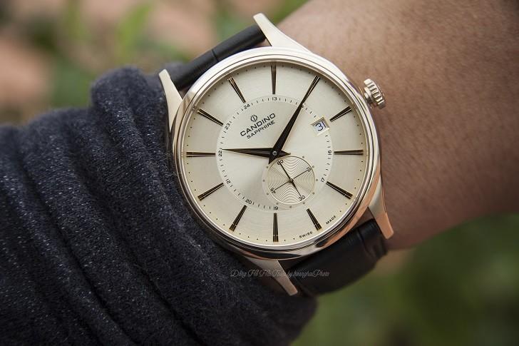 Đồng hồ Candino C4559/2 sang trọng với sắc vàng đẳng cấp - Ảnh 4
