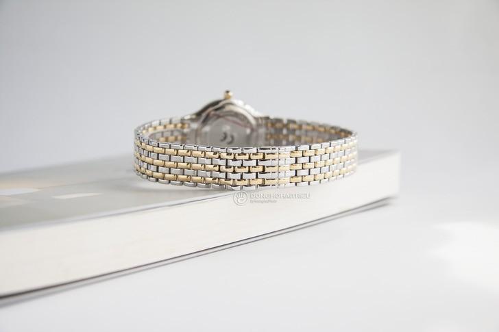 Đồng hồ Candino C4415/2 mạ vàng, kính Sapphire chống trầy - Ảnh 4