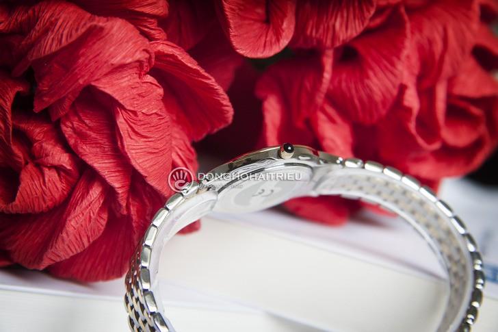Đồng hồ Candino C4415/2 mạ vàng, kính Sapphire chống trầy - Ảnh 7