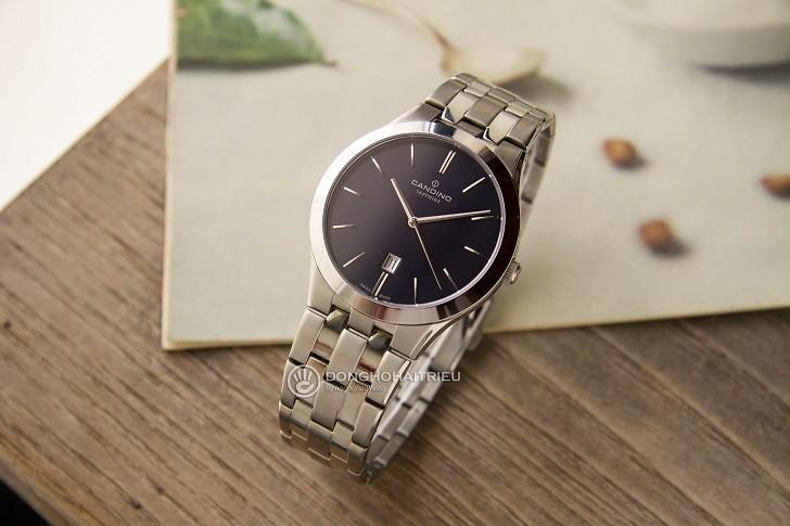 Candino C4539/2 chỉ 6 triệu cho một chiếc đồng hồ Swiss Made - Ảnh 1