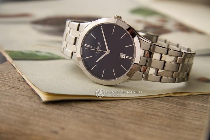 Candino C4539/2 chỉ 6 triệu cho một chiếc đồng hồ Swiss Made - Ảnh 4