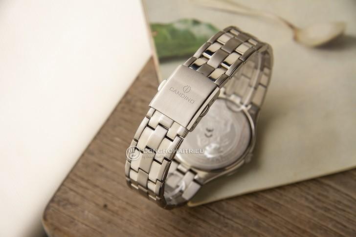 Candino C4539/2 chỉ 6 triệu cho một chiếc đồng hồ Swiss Made - Ảnh 5