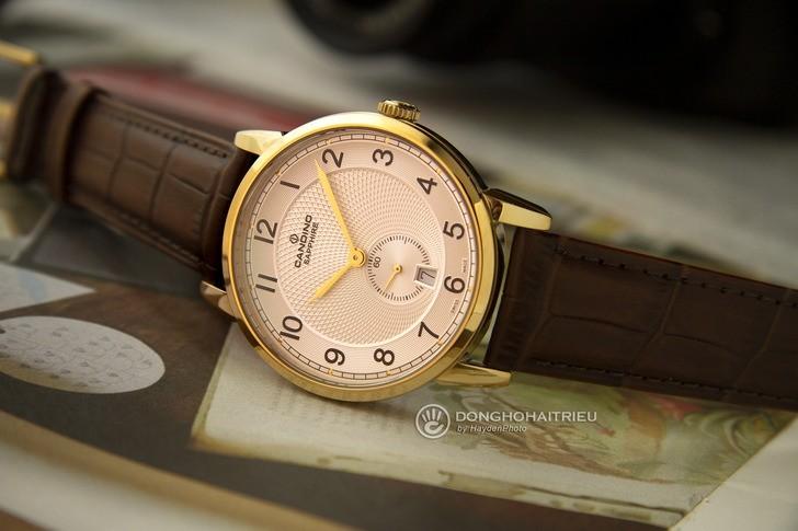Đồng hồ Candino C4592/1: Chuẩn mực của vẻ đẹp thuần khiết - Ảnh 1